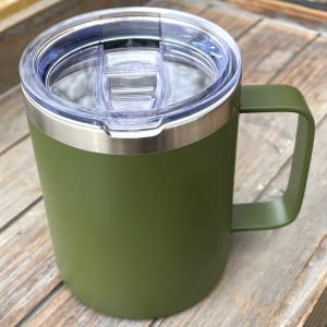 man tumbler coffee mug