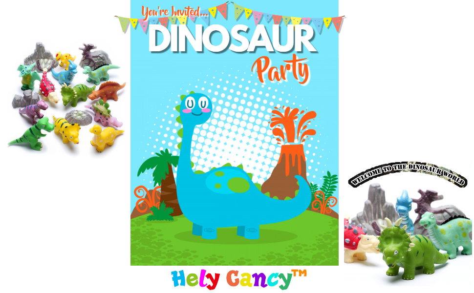 Come party like a dinosaur!