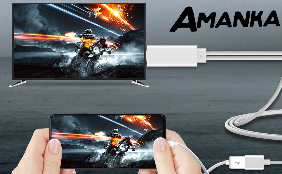 Adaptador USB C a HDMI