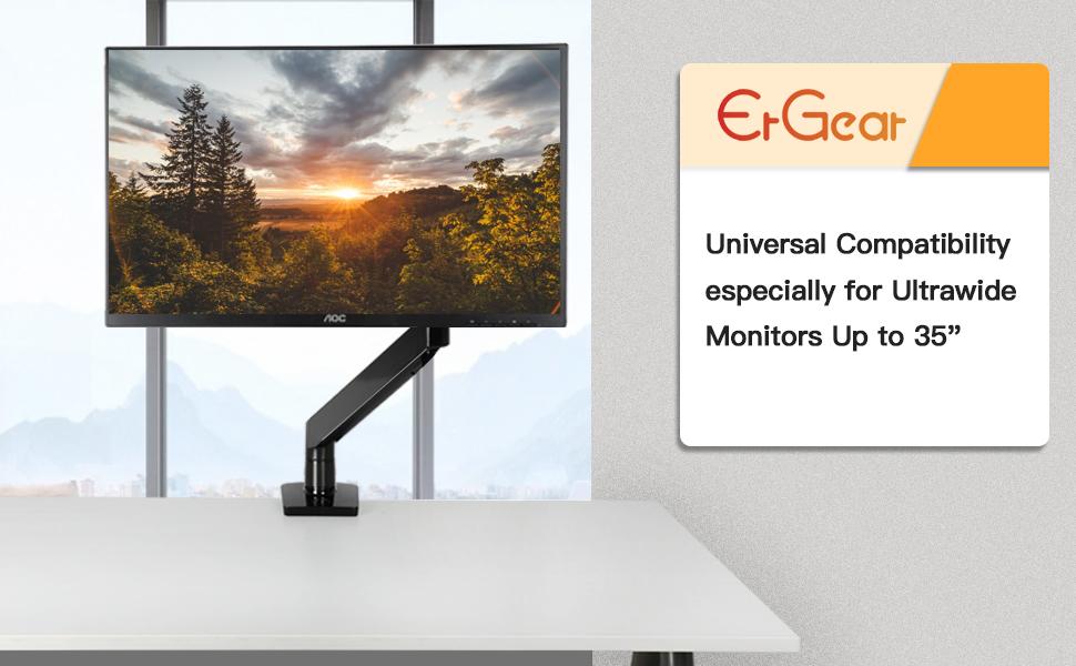 4. 24 27 32 34 35 inch monitor desk mount