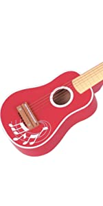 Lelin Red Guitar for kids