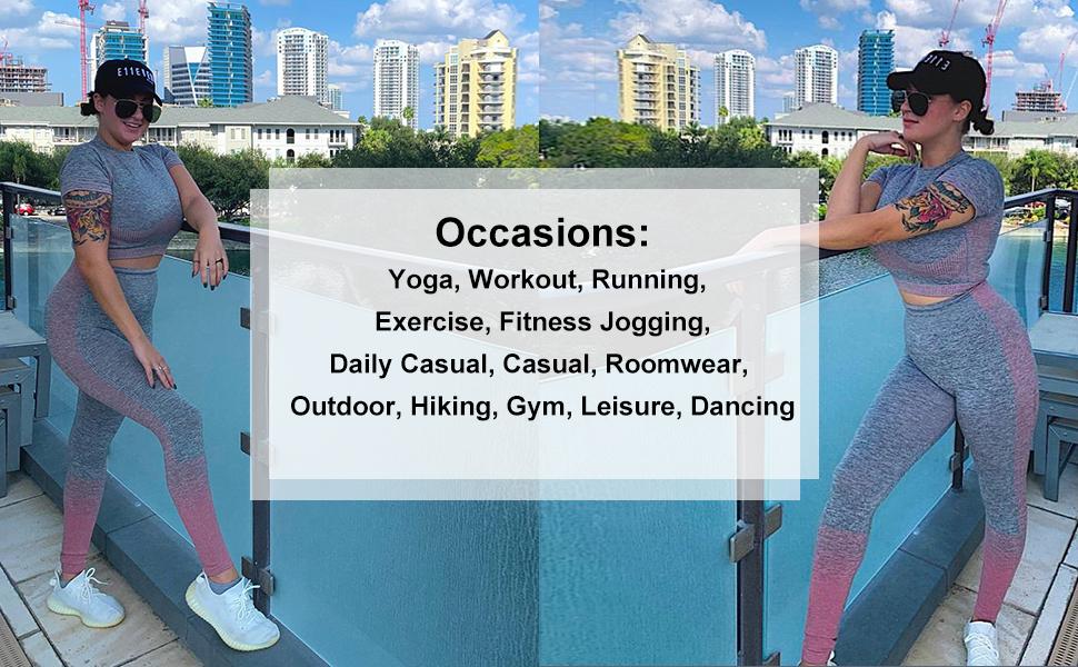 workout set for women 2 piece