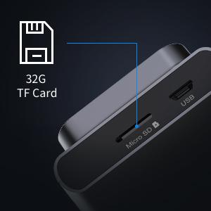 Free 32G SD Card