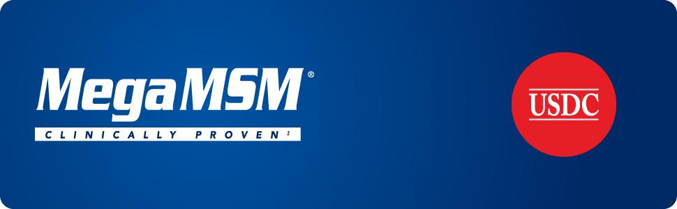 Mega MSM joint health