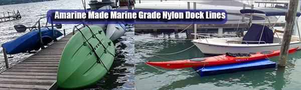 boat rigging line