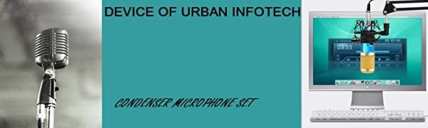 device of urban infotech logo