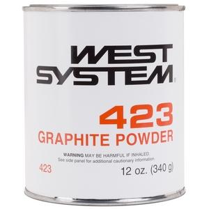 423 Graphite Powder for modifying WEST SYSTEM Epoxy