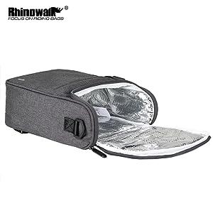 Lunch Box Insulated Bike Handlebar Bag