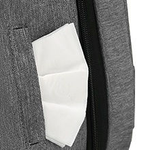 Tissue pocket