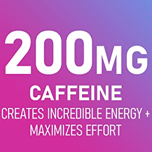 Caffeine Sustained Energy
