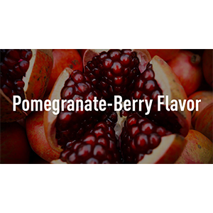 pomegranate berry flavor
