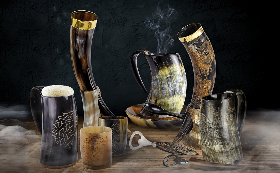 beer mug viking