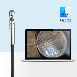 Borescope for Macbook