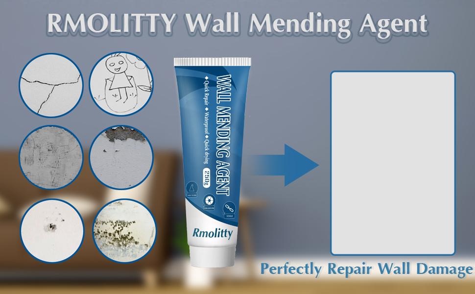 rmolitty wall mending agent