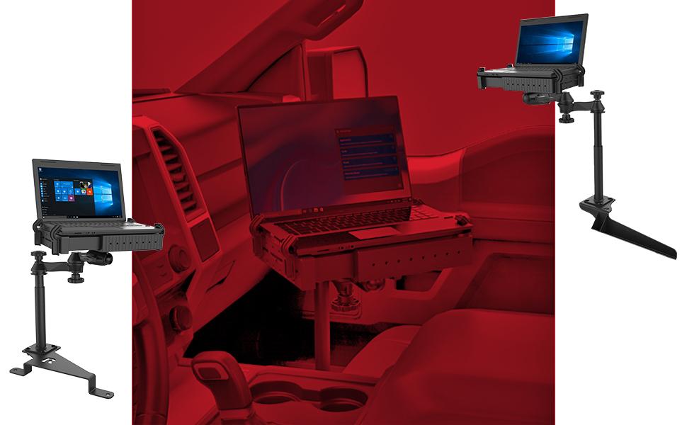 RAM No-Drill Laptop Mounts
