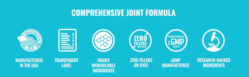 Comprehensive Joint Formula