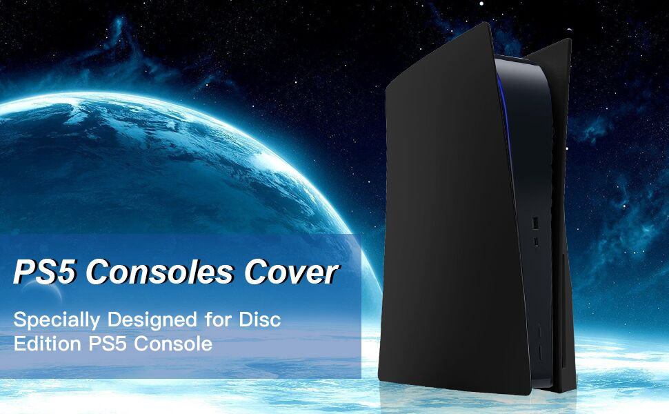 ps5 console cover PS5 console replacement shell case