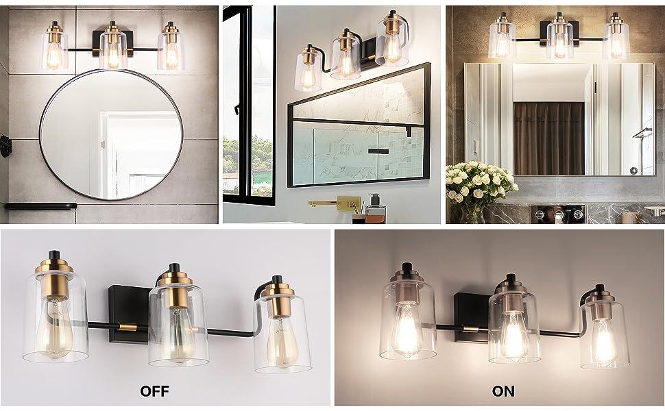 Vanity Lighting Fixtures