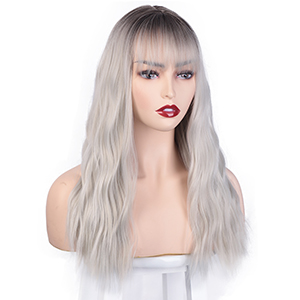 ombre blonde wig