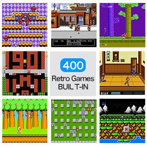 Retro Video Games Console