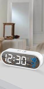 digital alarm clock for bedroom