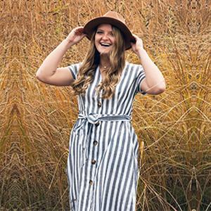 summer dresses for women casual boho