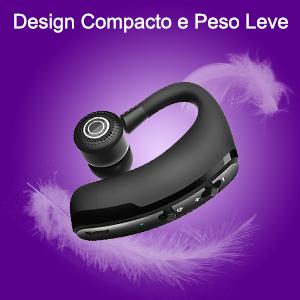 CIC Fone De Ouvido Bluetooth Sem Fio Mini headphones De