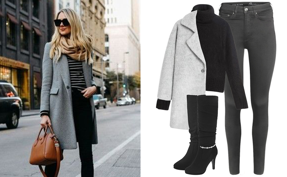 Fall/winter wardrobe fashion essential