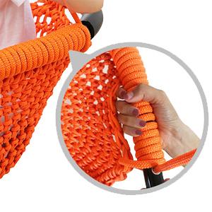 Balance adjustment spiral knot