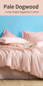 pale pink duvet cover queen
