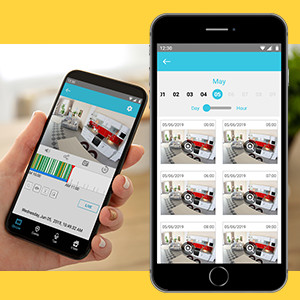 Visual Search or Timeline Search