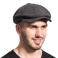 newsboy caps