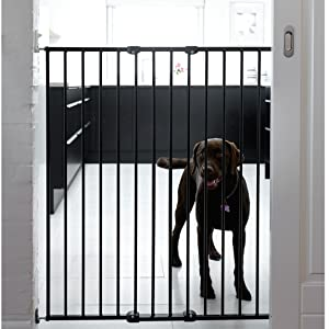 Scandinavian Pet Design Extra Tall Extending Child and Pet Gate