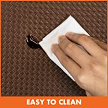 easy to clean kitchen rug mat floor