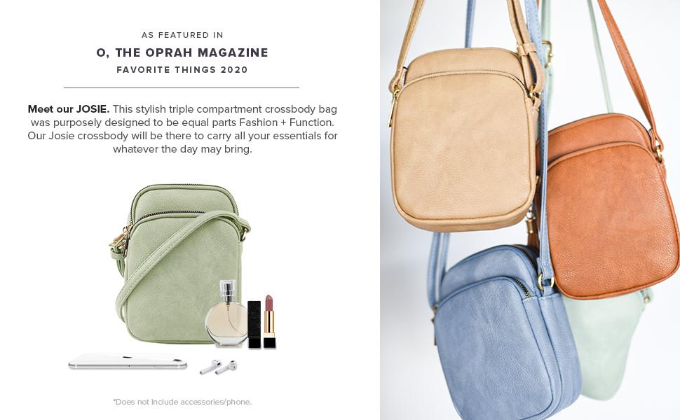 Oprah 2020 Favorite Things Mali lili Handbags
