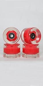 skateboard wheels 60mm