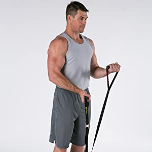 Total Body Fitness Straps Isometric Exercise