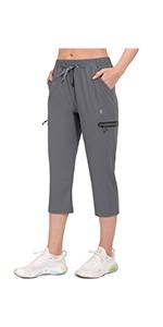 Women's Ultra Stretch Capri Pants