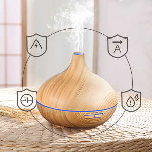 ultrasonic aroma diffuser defusers lamps
