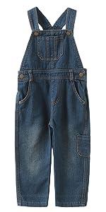 boy denim overalls