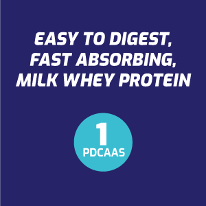 Easy to Digest, Fast Absorbing, Milk Whey protein