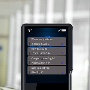 Buoth traductor instantaneo Dispositivo inteligente de traducción ...