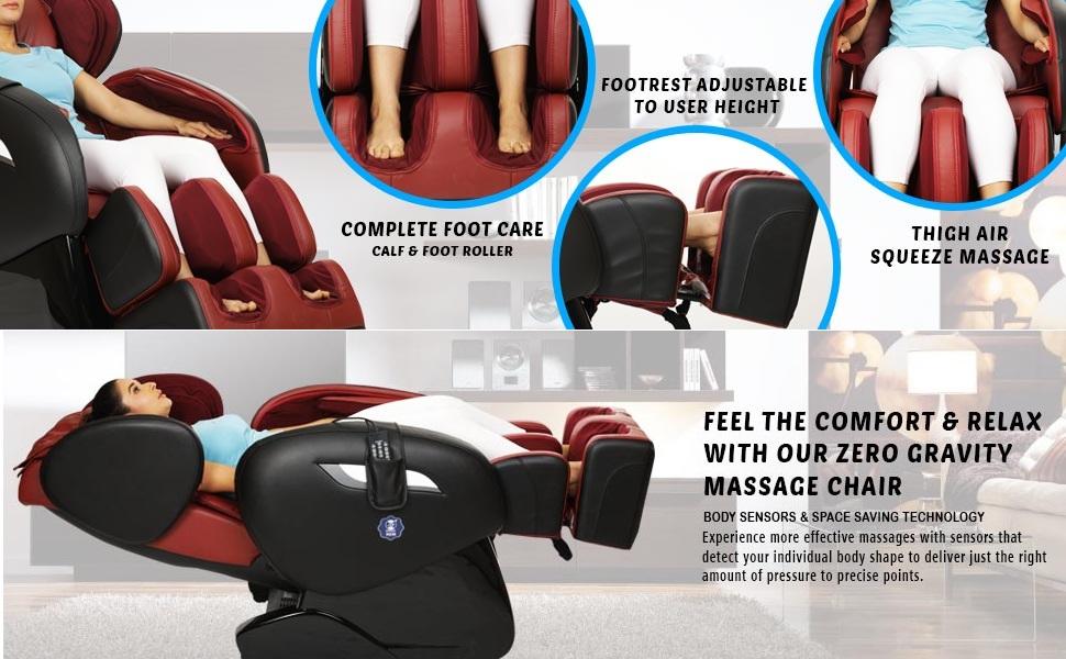 zero gravity massage chair for home