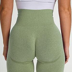 Butt Lifting & Smile Contour Yoga Pants