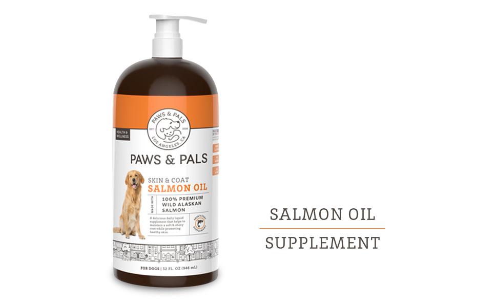 salmon oil supplement
