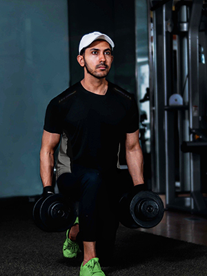 Men's Gym T-Shirt,Sports Short Sleeve top