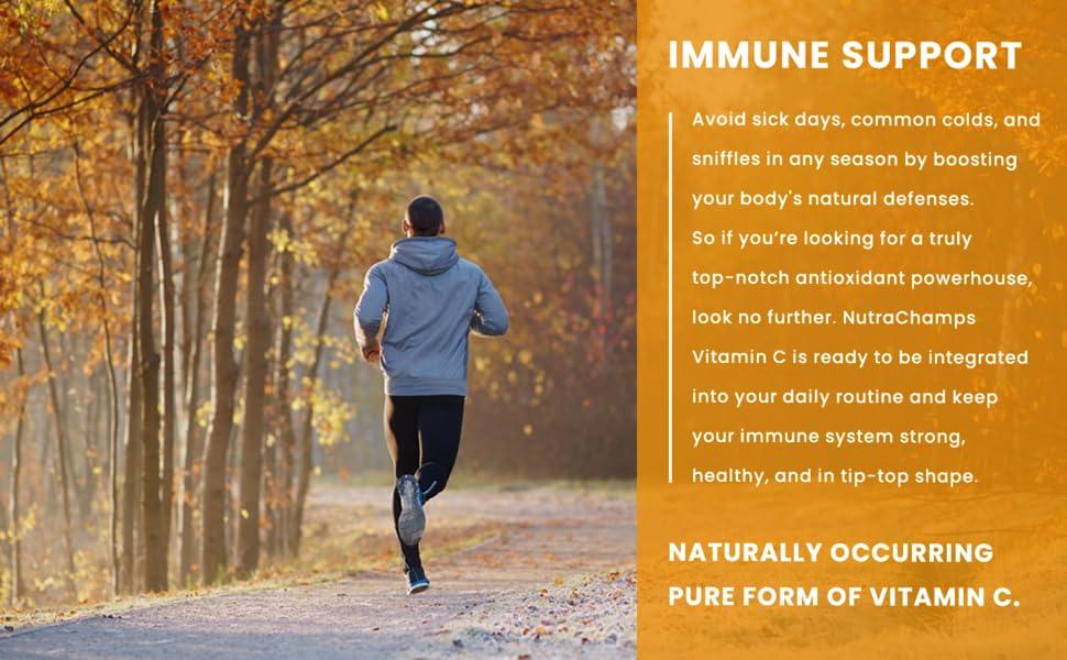 vitamin c for immune support