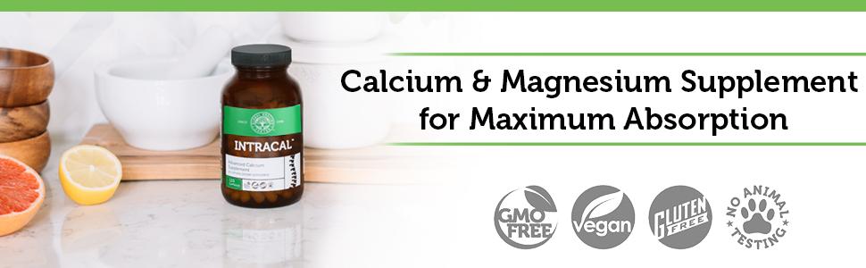 Highly advanced combination of calcium orotate & magnesium orotate