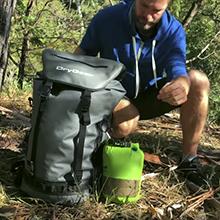 dry bag carry extra