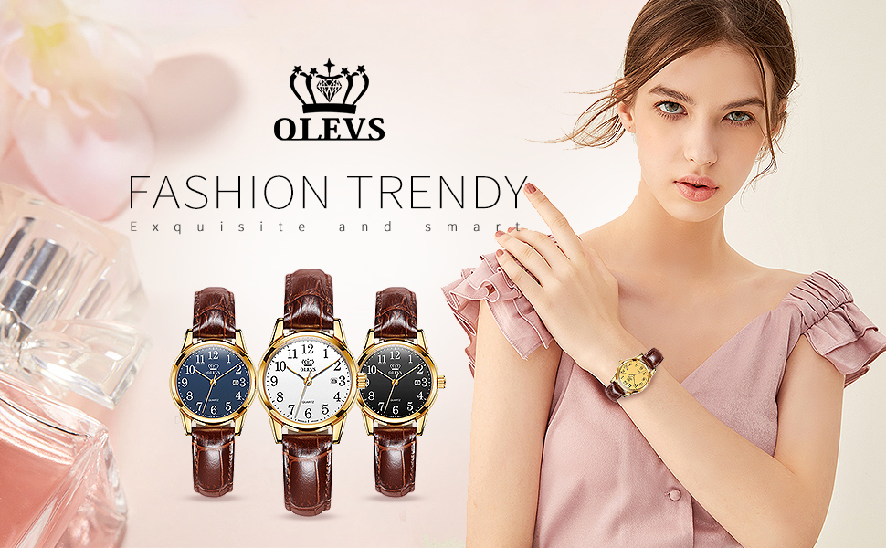Olevs watches for womens